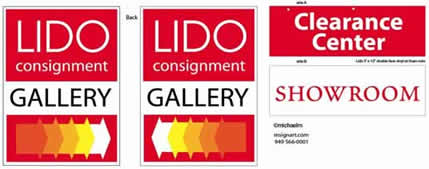 Lido quality banner