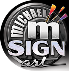 michaelm Sign Art logo
